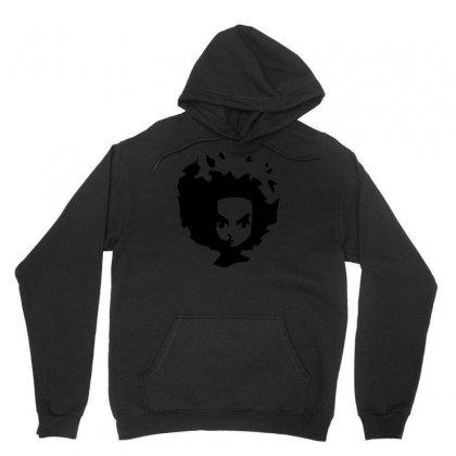Huey Freeman Unisex Hoodie Designed By Printshirts