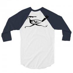 hopi indian roadrunner 3/4 Sleeve Shirt | Artistshot