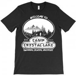 camp crystal lake est 1935 T-Shirt | Artistshot