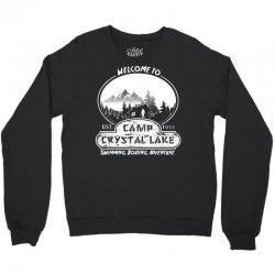 camp crystal lake est 1935 Crewneck Sweatshirt | Artistshot