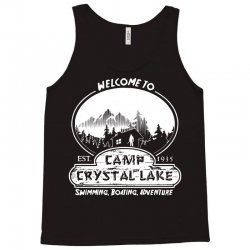 camp crystal lake est 1935 Tank Top | Artistshot