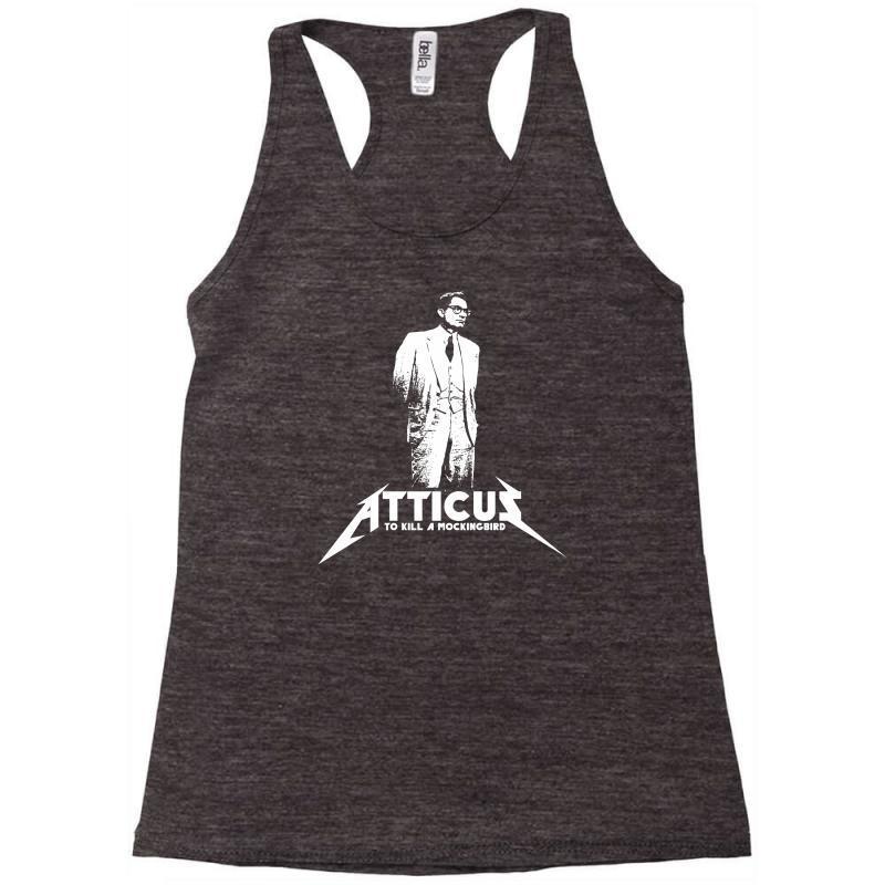 To Kill A Mockingbird Atticus Racerback Tank | Artistshot