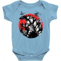godzilla Baby Bodysuit | Artistshot