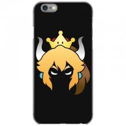 bowsette meme iPhone 6/6s Case | Artistshot
