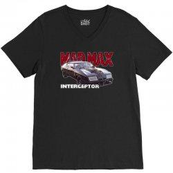 mad max interceptor ideal birthday gift or present V-Neck Tee   Artistshot