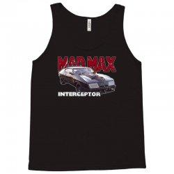 mad max interceptor ideal birthday gift or present Tank Top   Artistshot