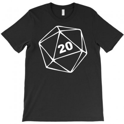 Dungeons And Dragons T-shirt Designed By Printshirts