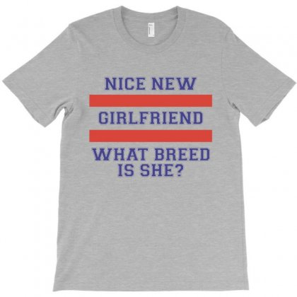 What Breed Is She? T-shirt Designed By Hellshop