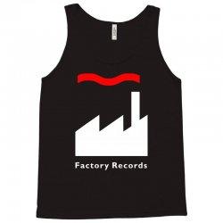 factory records   retro record label   mens music Tank Top | Artistshot