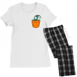 plankton pocket Women's Pajamas Set | Artistshot