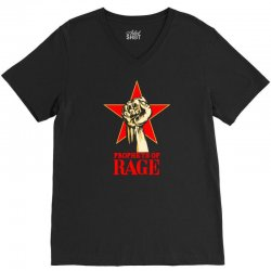 prophets of rage V-Neck Tee | Artistshot