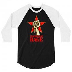 prophets of rage 3/4 Sleeve Shirt | Artistshot