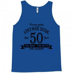 aged 50 years Tank Top | Artistshot