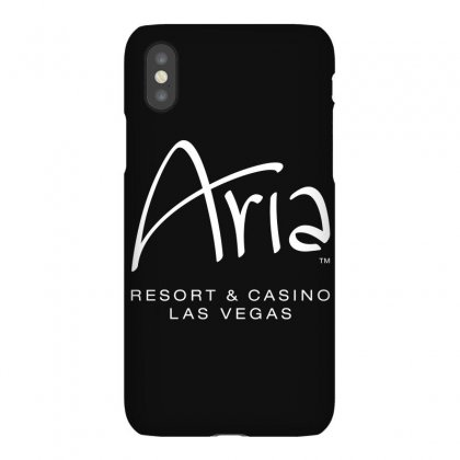 Aria Resort And Casino Las Vegas Iphonex Case Designed By Yellow Star