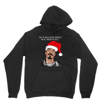 Snoop Dog Christmas,, Unisex Hoodie Designed By Wizarts