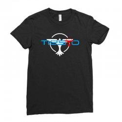tiesto best trending Ladies Fitted T-Shirt | Artistshot