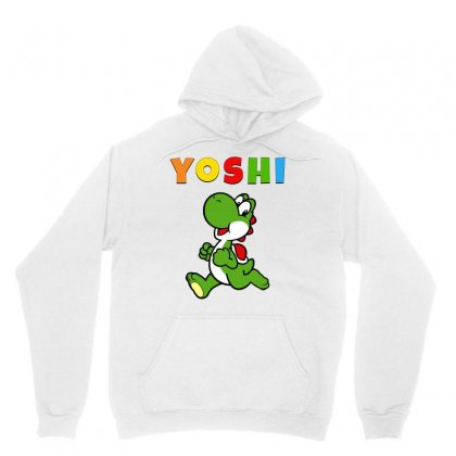 Yoshi Unisex Hoodie Designed By Sengul