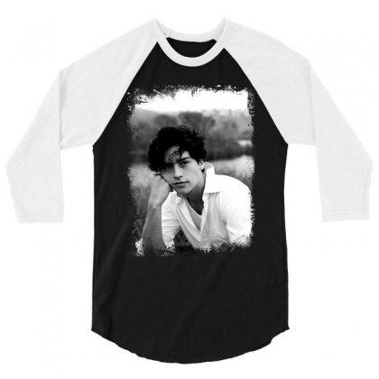 Cole Sprouse 3/4 Sleeve Shirt Designed By Sengul
