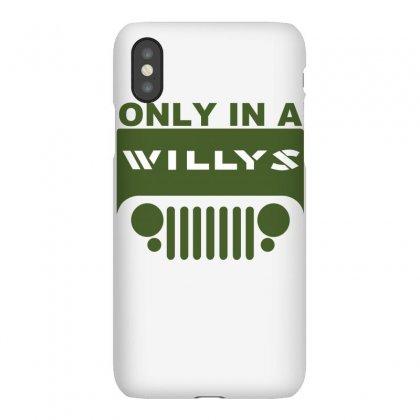 Jeep Willys Iphonex Case Designed By Ewanhunt