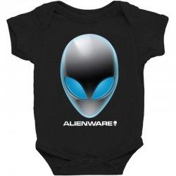 alienware Baby Bodysuit   Artistshot