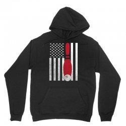 Bowling Bowler - America USA Flag Unisex Hoodie | Artistshot