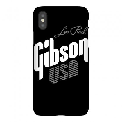 Gibson Les Paul Iphonex Case Designed By Luisother