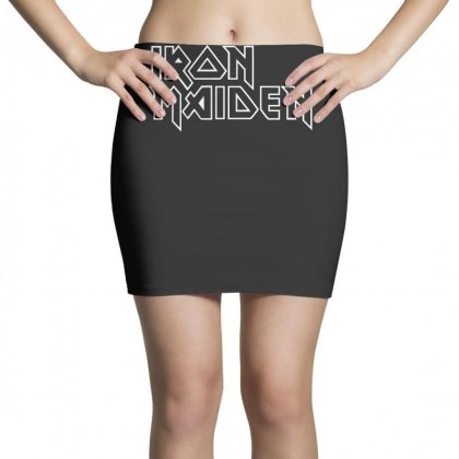 Iron Maiden Metal Rock Band Music Tee Party Gift Mini Skirts Designed By Mdk Art