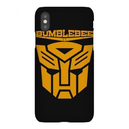 Bumblebee Transformer Iphonex Case Designed By Allentees