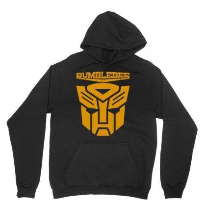 Bumblebee Transformer Unisex Hoodie Designed By Allentees