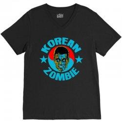 ufc korean zombie V-Neck Tee | Artistshot