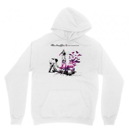 Three Days Grace Unisex Hoodie Designed By Allentees