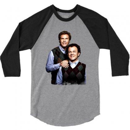 Step Brothers 3/4 Sleeve Shirt Designed By Sengul