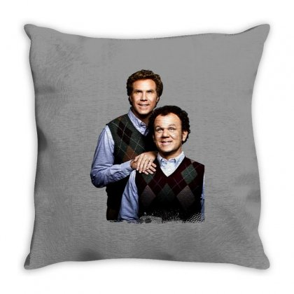 Step Brothers Throw Pillow Designed By Sengul