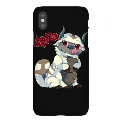 Appa Avatar Iphonex Case Designed By Shoptee