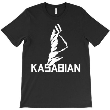 Kasabian T-shirt Designed By Luisother