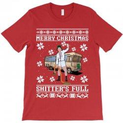merry christmas shitters full christmas ugly T-Shirt   Artistshot