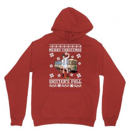 Merry Christmas Shitters Full Christmas Ugly Unisex Hoodie Designed By Sengul