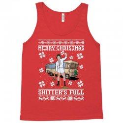 merry christmas shitters full christmas ugly Tank Top   Artistshot