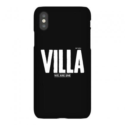 Aston Villa Fc Iphonex Case Designed By Tee Shop
