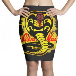 cobra kai Pencil Skirts   Artistshot