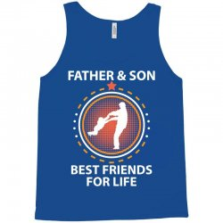 Father And Son Best Friends For Life Tank Top | Artistshot