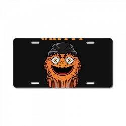 it's always gritty License Plate | Artistshot