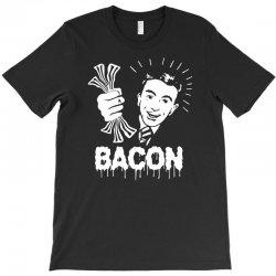 love bacont fun ny T-Shirt | Artistshot