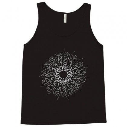 Decoration B Tank Top Designed By Issam