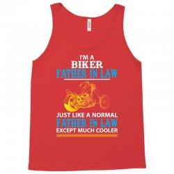 Biker Father In Law... Tank Top   Artistshot