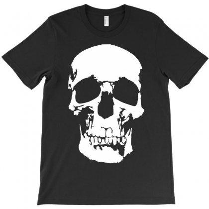 Tone Skull T-shirt Designed By Mdk Art