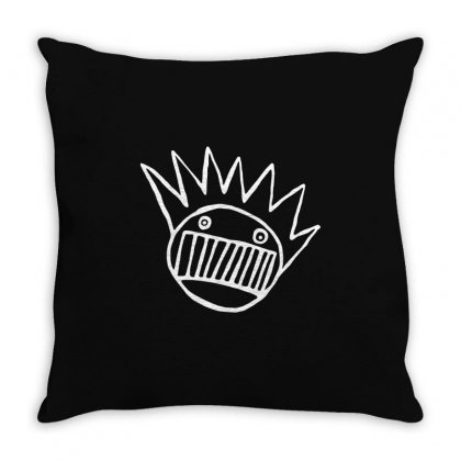 Ween For Dark Throw Pillow Designed By Sengul