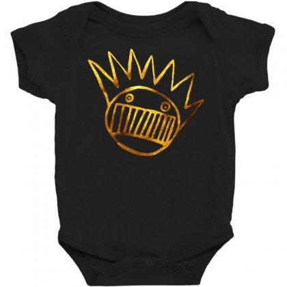 Ween Gold Baby Bodysuit Designed By Sengul