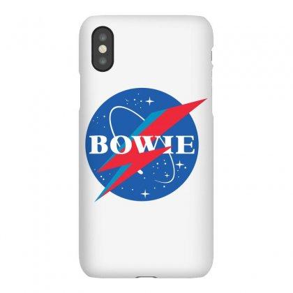 Bowie Nasa Parody Iphonex Case Designed By Toweroflandrose