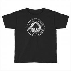 face to face punk rock band Toddler T-shirt | Artistshot